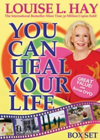 You can heal your life ( Boxed set with D.V.D.)