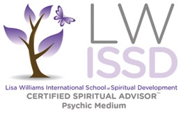 Certified Spiritual Advisor, Psychic Medium